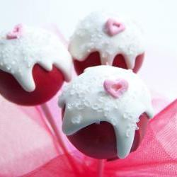 Love Sundae Cake Pops